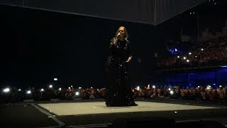 ADELE   Someone Like You Live From Dublin The 5th March 2016