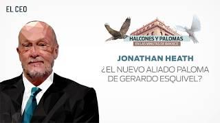 """Jonathan Heath: ¿El nuevo aliado """"paloma"""" de Gerardo Esquivel?"""