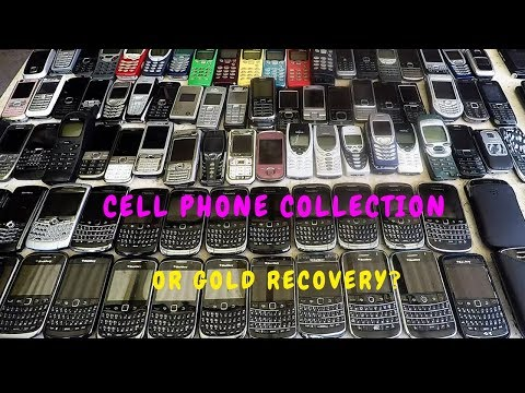 Cell Phones as Collectables or PM Recovery?