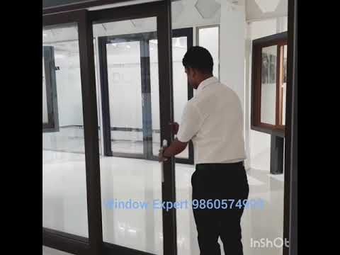 UPVC Lift And Slide Door
