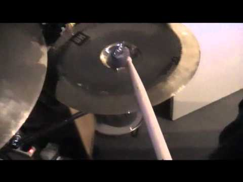 """Stagg DH China Cymbals 12"""" and 18"""""""