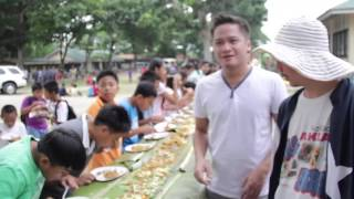 Most Number of Pancit Cabagan Served Part II - Philippine Book of Records