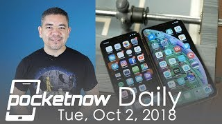 iPhone XS Data Speed Tests, Galaxy S10 Camera Specs Leaked & more - Pocketnow Daily