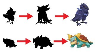 Drednaw  - (Pokémon) - What If Corviknight, Drednaw  had the New Evolution ?