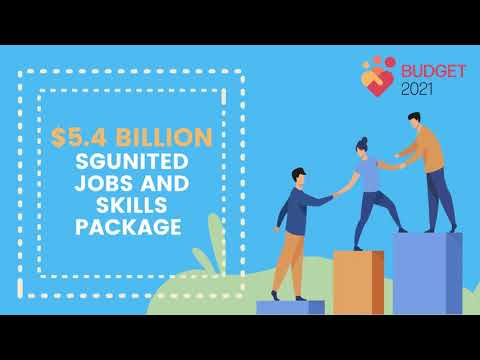 SG Budget 2021: SGUnited Jobs and Skills Package