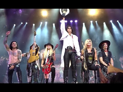 Alice Cooper School's Out With Guest Orianthi 8/12/18 LA Greek Theater