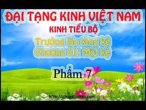 Kinh Tiểu Bộ - 269. Trưởng lão Tăng kệ - Chương 1: Một kệ - Phẩm 07