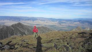 Bike to hike adventure from Bozeman to Black Mountain