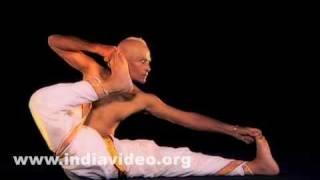 Akarna Dhanurasana - Male