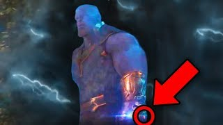 "INFINITY WAR Trailer Breakdown - Gauntlet Complete? Thanos's New Stone! (""Chant"" TV Spot)"