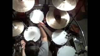 Joe - Tom Petty & The Heartbreakers, drum cover