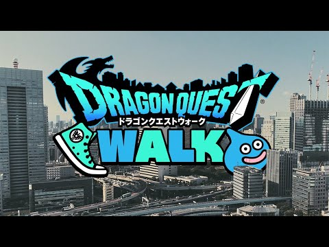 Dragon Quest Walk - Japanese Trailer