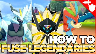 How to Fuse Legendaries in Pokemon Sword and Shield