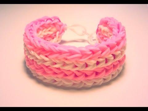 comment faire un bracelet avec des lastiques sans machine blog de teenagers blog. Black Bedroom Furniture Sets. Home Design Ideas
