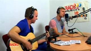 Dons - Tuksums (Live,acoustic@RadioValmiera)