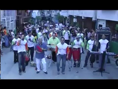 Federico Boogaloo - Magia Caribeña (Video)