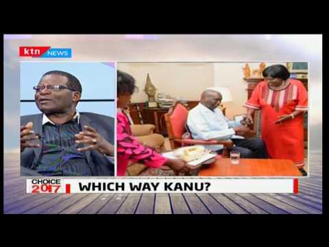 Choice 2017: Which way KANU - Analysis - 20/2/2017