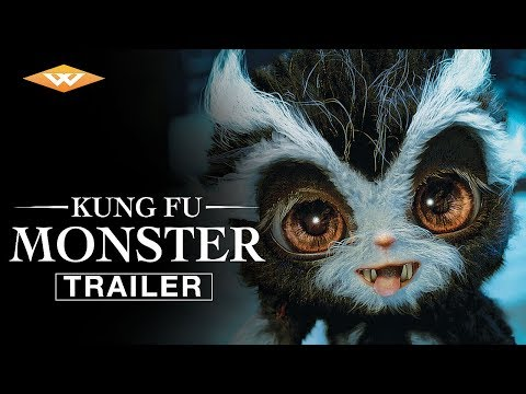 Kung Fu Monster (2018) Official Trailer