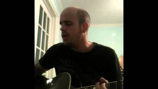 Gone crazy Alan Jackson cover by jaron post