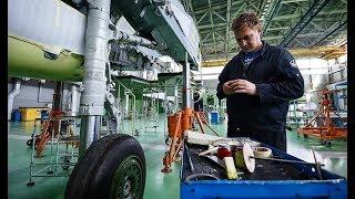 В России рухнуло производство самолетов и космических кораблей