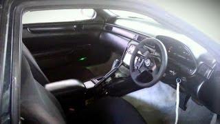 Toyota Soarer Interior Progress