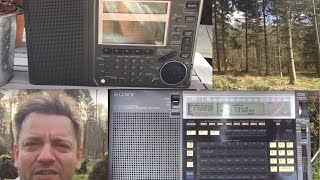 Which Is The Best? Sony ICF-SW77 Or ICF-2001D? Test #1 Radio Mosoj Chaski 3310 KHz, Bolivia