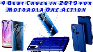 4 Best Cases for Motorola One Action in 2019