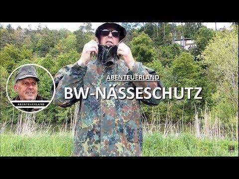 Abenteuerland - TIP - Bundeswehr Nässeschutz