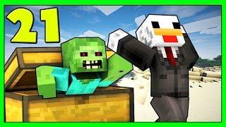 Minecraft Vanilla - La Miniera Abbandonata #21
