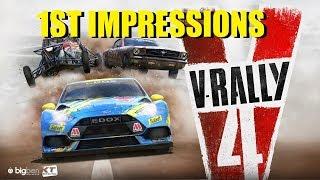 V-RALLY 4 1st Impressions