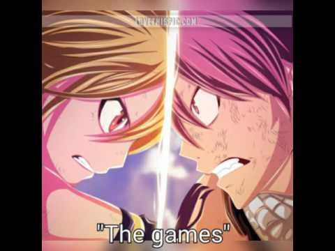 "NaLu: ""The games"" P1 Reupload"