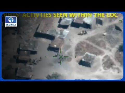 NAF Neutralizes ISWAP Leaders, Destroys Hideout In Borno