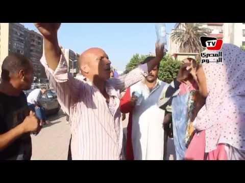 وقفة لأنصار «عكاشة» أمام قسم مدينة نصر: «البلد بتأكل أسودها»