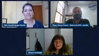 Conversas de Patrimônio em Jundiaí – Acessibilidade (outubro)