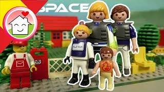 REVIEW PLAYMOBIL REAL GHOSTBUSTERS TOY LINE Most Popular Videos - Lego minecraft hauser