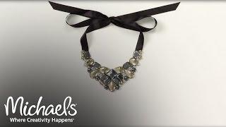 Bib Necklace | Jewelry & Accessory Ideas | Michaels