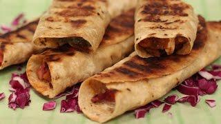 Rajma Wrap In Gujarati   Snacky Ideas by Amisha Doshi   Sanjeev Kapoor Khazana