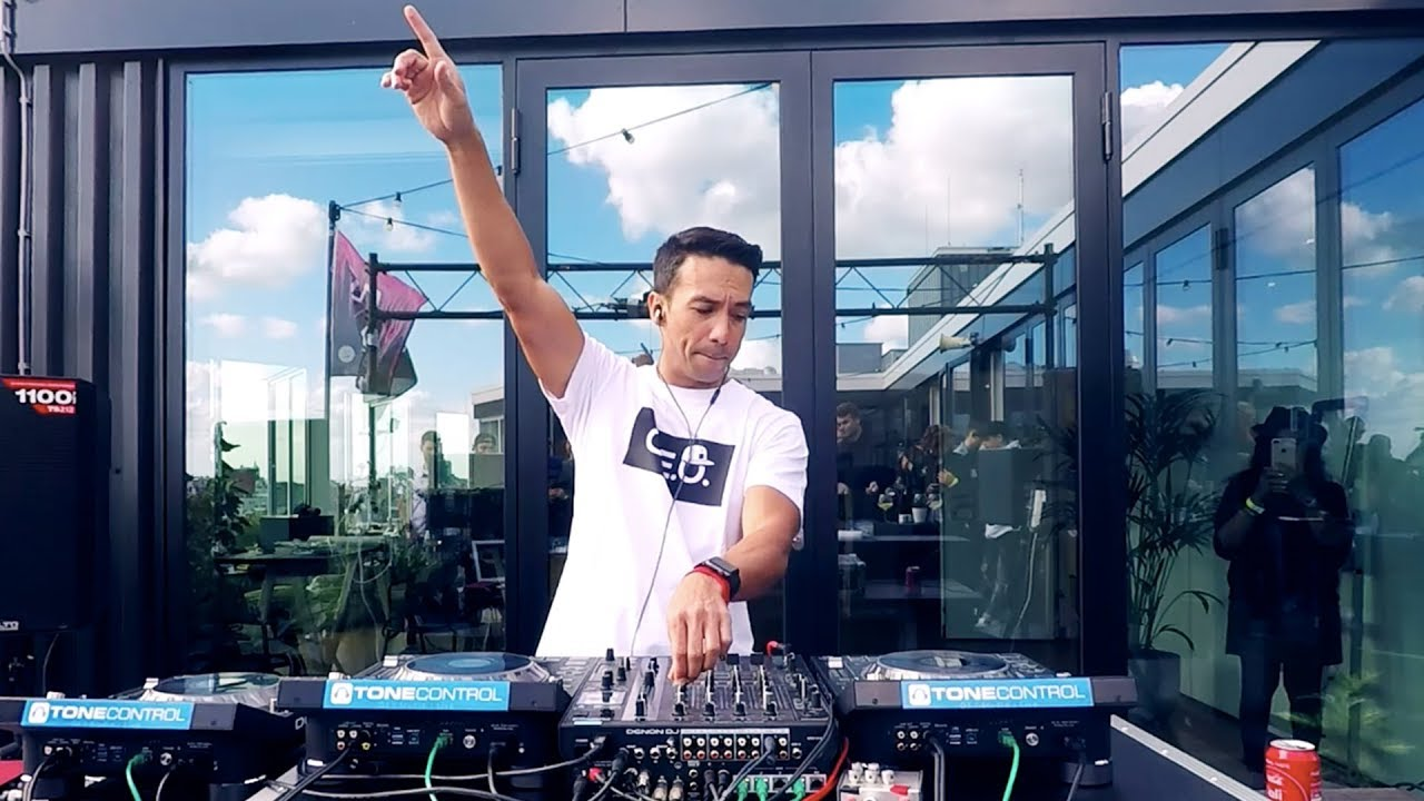 Laidback Luke - Live @ Mixmash Rooftop Recordings 2017