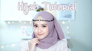 Tutorial Hijab: Pasmina Simple Untuk Sehari-hari by RAYYA ID