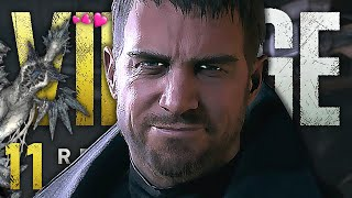 UNCLE CHRIS IS HERE TO HELP | Resident Evil: Village - Part 11