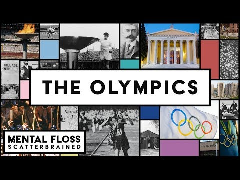 The Olympics – Mental Floss Scatterbrained