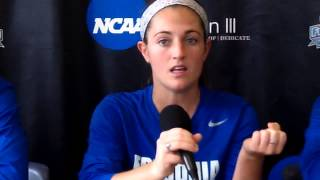 preview picture of video 'Fredonia State Women's Lacrosse NCAA Second Round Post-Game Presser'