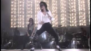 Michael Jackson Live Black Or White