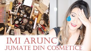 Coleția Mea De Machiaj My Makeup Collection Elena Chistol