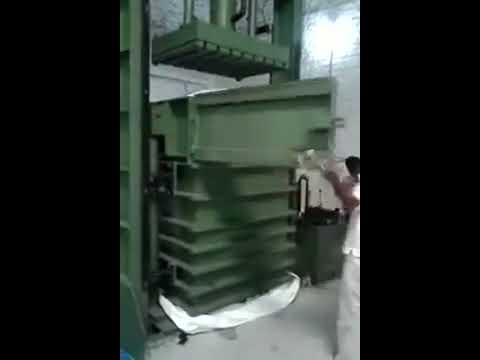 Polyester Fiber Baler