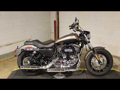 2019 Harley-Davidson 1200 Custom in New London, Connecticut - Video 1