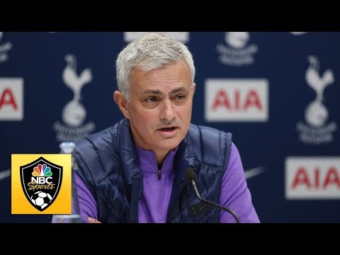 Jose Mourinho's first press conference with Tottenham (FULL) | Premier League | NBC Sports