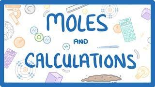 GCSE Chemistry - The Mole (Higher Tier)  #24