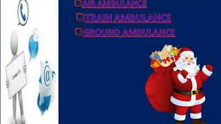 Vedanta Air Ambulance Service in Bokaro with 24/7 hours Emergency Service