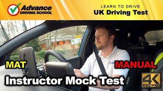 Driving Instructor Full Mock Driving Test  |  2020 UK Driving Test